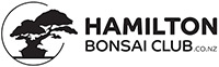 Hamilton Bonsai Club Logo